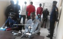 L'OCRTIS fait tomber 4 Sénégalais :Comment les hommes du commissaire Ndour ont réussi à saisir plus d'une tonne de chanvre