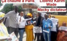 Les Libéraux et Karimistes de France exigent la libération de Karim…Regardez les Vidéos