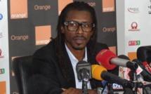 Éliminatoire Can 2017: Aliou Cissé dévoile ses 23 joueurs contre le Burundi, Moussa Sow absent