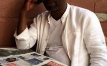 Abdoulaye Baldé maire de Ziguinchor endeuillé                                                                   Son ami  Christian Ekambi n'est plus!