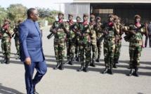 Macky Sall augmente les salaires dans l'Armée: Le Cemga émarge désormais à 5 millions