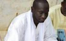 En détention à la prison de Diourbel                                       Serigne Assane Mbacké recoit la visite de tous les petits fils de Serigne Fallou