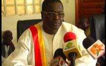 Remise de vivres à Touba     Le maire transforme la cérémonie en tribune de déclaration de politique générale