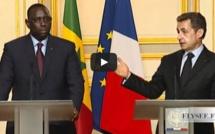 Vidéo – souvenir: Quand Macky s'engageait à réduire son mandat devant Sarkozy