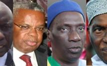 Transparence des élections : Wade, Idy, Decroix, Baldé, Pape Diop et Djibo mettent en place un front