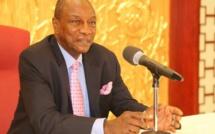 Le Président condé face à la presse au Sénégal: «Je m'en fous que les chefs d'Etats reçoivent mes opposants»