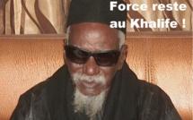 """La grosse colère du Khalife des miourides contre la bande à Assane Mbacké : """"Amoulène bèn diom, je ne veux plus ..."""""""