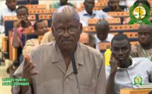 ProcèsHabré Témoignage du président de la Commission d'enquête au Tchad–Les Sénégalais ont été arrêtés arbitrairement