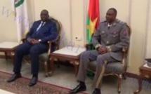 Burkina Faso: Macky Sall a rencontré le général Diendéré