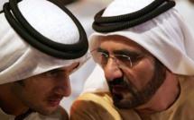 Le fils aîné de l'émir de Dubaï meurt d'une crise cardiaque, le pays en deuil
