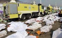 Bousculade à la Mecque: Le bilan provisoire par pays
