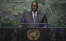 Intégralité du discours du Président Macky Sall à la 70e session ordinaire de l'Assemblée Générale des Nations Unies