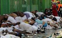 Bousculade meurtrière à Mouna  Bilan (commissariat pèlerinage): 7 Sénégalais morts, 52 autres portés disparus