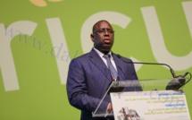 Conférence sur la transformation agricole de l'Afrique: discours de S.E.M Macky SALL, Président de  la République du Sénégal