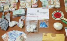 Italie: Arrêté pour trafic de drogue, un Sénégalais tombe avec plus 22 millions FCFA
