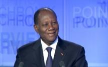 """Alassane Ouattara réagit : """"Cette confiance renouvelée, c'est exceptionnel"""""""