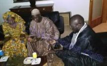 Quelques jours après avoir discuté avec Aida Mbodj, Serigne Assane Mbacké a rencontré l'ancienne ministre Aminata Lô Dieng