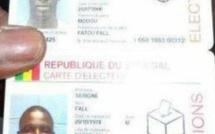 ACCUSATION – Des cartes d'électeurs fabriquées en Malaisie