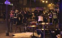 Les fusillades et explosions à Paris ce soir ont fait au moins 30 morts