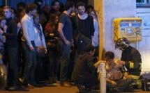 """""""Horreur"""" à Paris: plus de 100 morts dans des attaques simultanées"""
